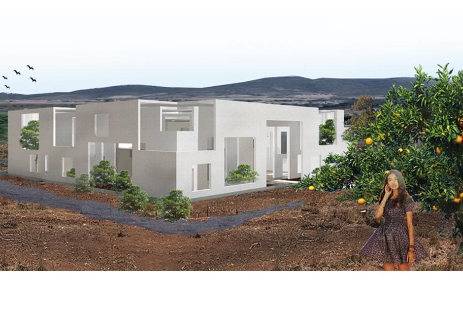 Membrane House