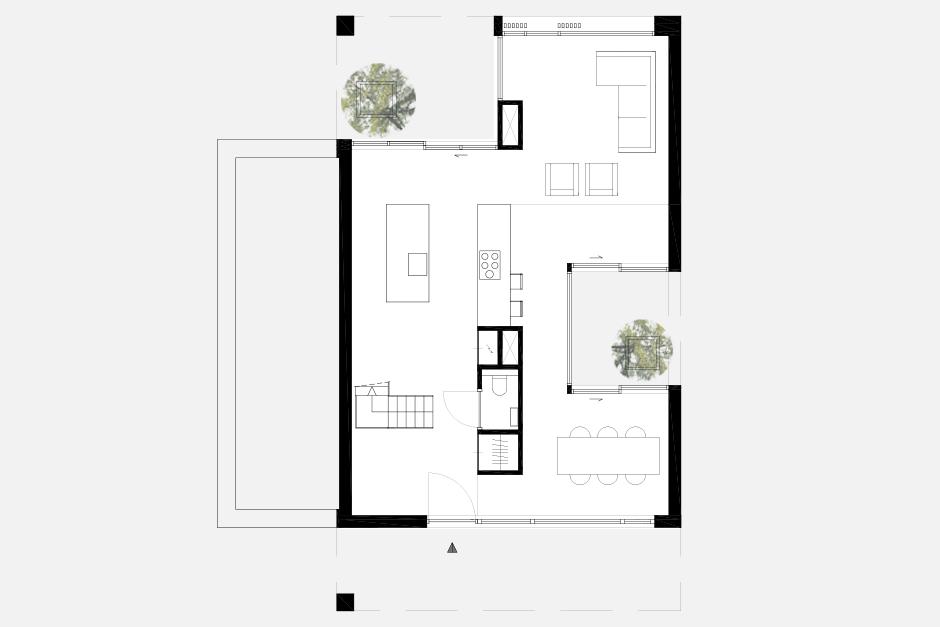 Woonhuis Buiten-Binnen